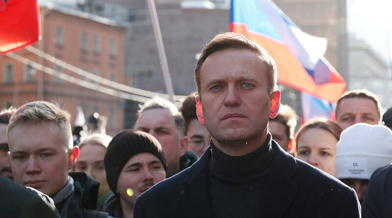 "Reach results on Google's SERP when searching ""Alexey Navalny"""