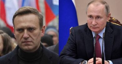 """Reach results on Google's SERP when searching """"Navalny and Putin"""""""