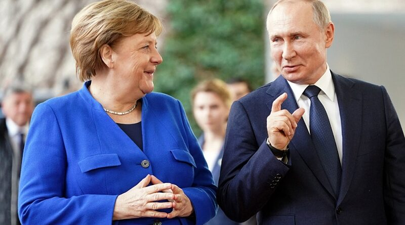 Alternatives & Analyses: Germany's guilt complex disqualifies it as a leader of EU foreign policy towards Russia